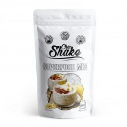 Shake chia SUPERFOOD MIX banán 450g