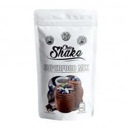 Shake chia SUPERFOOD MIX čokoláda 450g