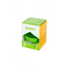 Šejkr sítko zelené 1k v krabičce