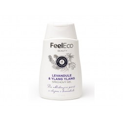 Sprchový gel Feel eco LEVANDULE & YLANG-YLANG 300ml