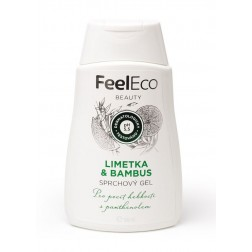 Sprchový gel Feel eco Limetka & Bambus 300ml