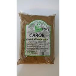 Karobový prášek CAROB 250g Zdraví z přírody