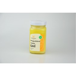 GHÍ přepuštěné máslo 400g Natural