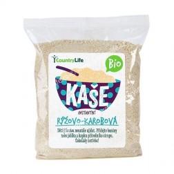 Kaše rýžovo-karobová 200g BIO COUNTRY LIFE