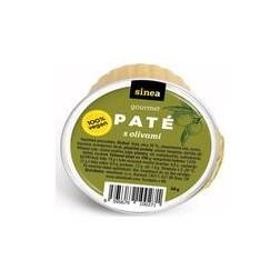 Sinea zeleninové PATÉ s olivami 50g
