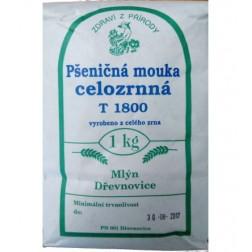 Mouka pšeničná CHLEBOVÁ 1kg Zdraví z přírody
