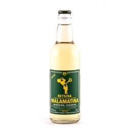 Víno MALAMATINA Retsina DRY White 0,5l