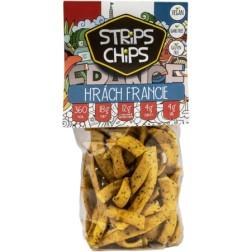 Chips Strips hrách Francie 80g