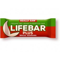Tyčinka Lifebar PLUS brazil a guarana BIO 47g