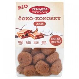 Zemanka Čoko kokosky s kakaem BIO 100g