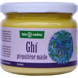 BIO GHI přepuštěné máslo 330ml BIO