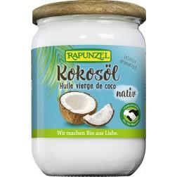 Bio kokosový olej lisovaný za studena RAPUNZEL 432ml Rapunzel