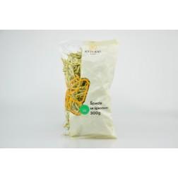 Těstoviny ŠPECLE se špenátem 300g NATURAL