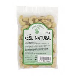 Kešu ořechy 100g Zdraví z přírody