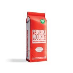 Mouka Pernerka BIO pšeničná celozrnná hladká 1kg