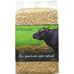 Bio rýže jasmínová natural 500g
