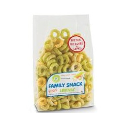 Family Snack KIDS LENTILS 120g