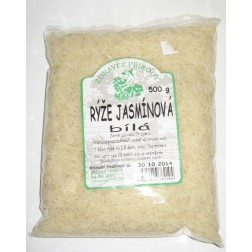 Rýže Jasmínová bílá 500g Zdraví z přírody