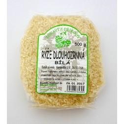 Rýže DLOHZOZRNNÁ bílá 500g Zdraví z přírody