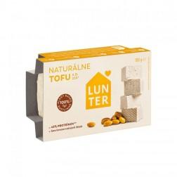 Lunter tofu natural 180g  (Chlazené zboží)