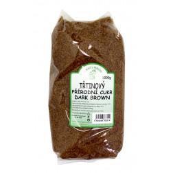 Třtinový cukr přírodní dry demerara 1kg Zdravi z prirody