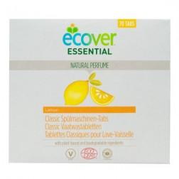 ECOVER tablety do myčky XL balení 70tablet  1,4kg
