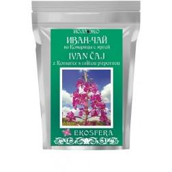 Ivan čaj z listů vrbovky úzkolisté a MÁTY 75g