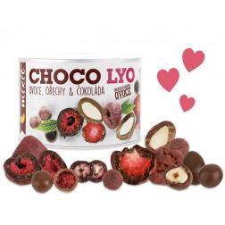 Mixit Křupavé ovoce a ořechy v čokoládě 180g