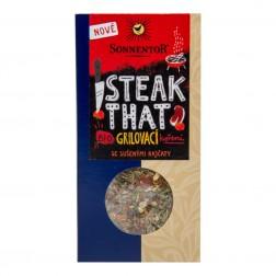 Steak that grilovací koření BIO 50g SONNENTOR
