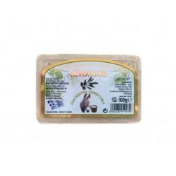 Řecké olivové mýdlo s oslím mlékem 100g Knossos