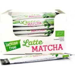 Matcha tea LATTE Bio 10g