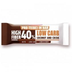 LOW CARB tyčinka LeGracie Kakao 35g