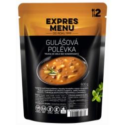 Expres menu Polévka gulášová 600g