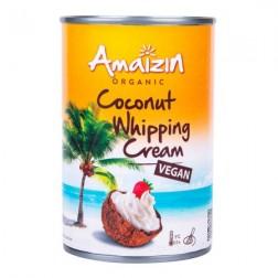 Kokosový krém NA ŠLEHÁNÍ BIO 400ml Amaizin