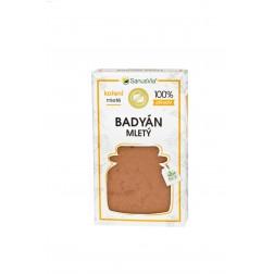 SanusVia Badyán mletý bio 34g