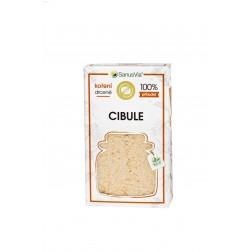 SanusVia Cibule granulovaná bio 36g