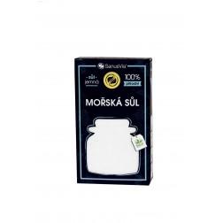 SanusVia Mořská sůl - jemná 110g