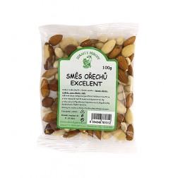Směs ořechů excelent 100g Zdraví z přírody