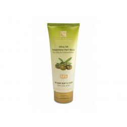 HB Maska na vlasy oliva a med pro suché vlasy 200ml