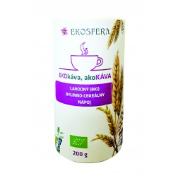 Ekosféra Lahodný BIO nápoj bylinkovo-cereální (obilný) 250g