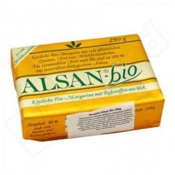 Alsam -BIO rostlinný margarín 250g (Chlazené zboží)