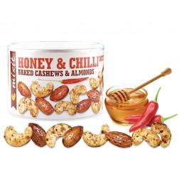Mixit Oříšky z pece Med+Chilli 140g