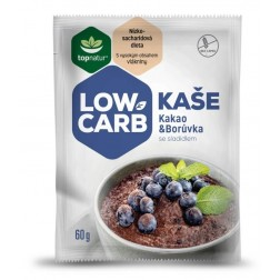 LOW CARB Kaše kakao+borůvka 60g