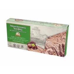 HALVA Makedonská Lískové ořechy +čokoláda 200g