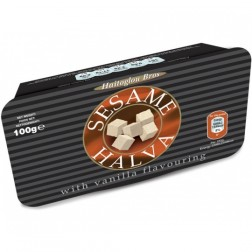HALVA výběrová Vanilka 100g