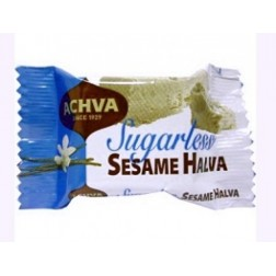 HALVA izraelská bez cukru se sladidlem 25g