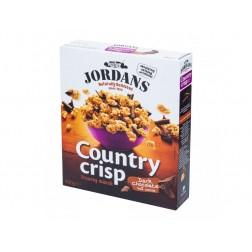 Jordans Country crisp Dark chocolate 70% cocoa 400g
