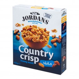 Jordans Country crisp Nuts 400g