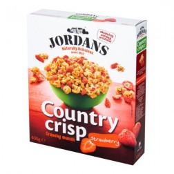 Jordans Country crisp Strawberry 400g
