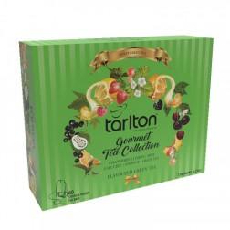 Kolekce Tarlton zelené čaje 60ks 120g